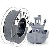 Noulei filamento stampante 3d, Matte PLA 1.75 mm filamenti per stampa 3D, 1 kg per bobina,...