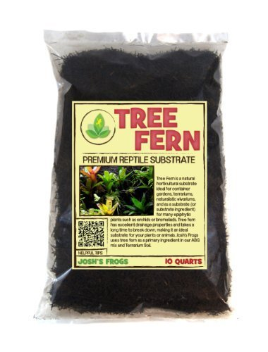 Josh's Frogs Tree Fern Fiber Substrate (10 quarts)