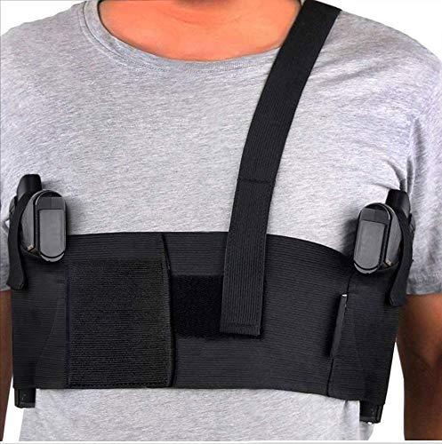 Kcctoo Deep Concealment Shoulder Holster Elastic Tactical...