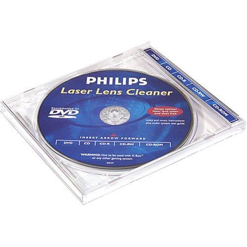 PHILIPS USA PH62022 DVD/cd Laser Lens Cleaner