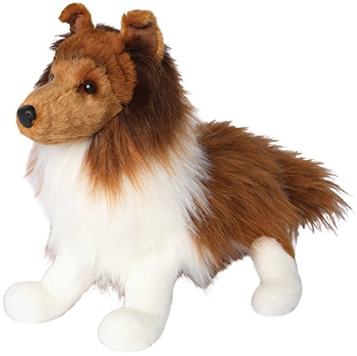 Douglas Whispy Sheltie Plush Stuffed Animal