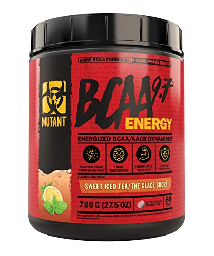 Mutant BCAA 9.7 Energy (780g) 1 Unidad 780 g