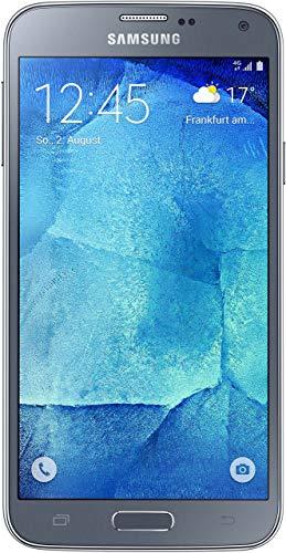 Samsung Galaxy S5 neo Smartphone (5,1 Zoll (12,9 cm) Touch-Display, 16 GB Speicher, Android 5.1) silber (Generalüberholt)