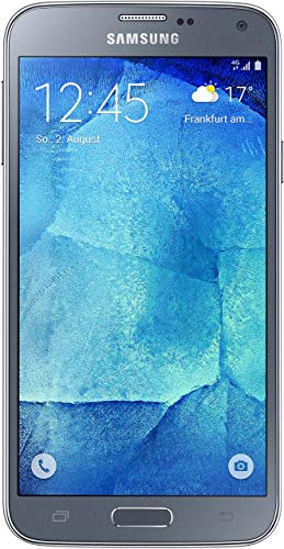 Samsung Galaxy S5 neo Smartphone (5,1 Zoll (12,9 cm) Touch-Display, 16 GB Speicher, Android 5.1) silber (Generalüberholt)