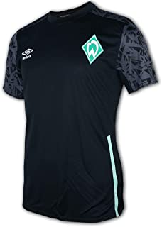 UMBRO Werder Bremen Training Shirt 20/21 SVW Fan Jersey Fußball Trikot