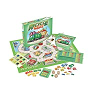 Adventerra Eco-Friendly Educational Board Games (Recycle Rally)