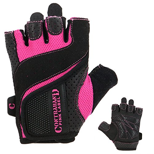 Contraband Pink Label 5137 Womens Padded...