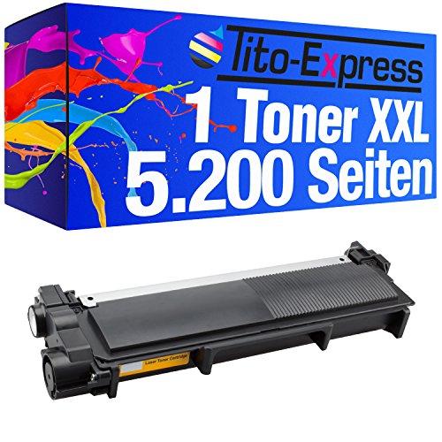 Tito-Express PlatinumSerie 1 Laser-Toner Super-XL als Ersatz für Brother TN-2320 | Kompatibel mit HL-L2300D L2320D HL2321D L2340DW L2360DN L2360DW L2361DN L2365DW L2380DW