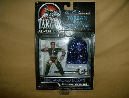 barato y de alta calidad Tarzan-The Epic Adventures-Tarzan at the Earth's Core-Dino-Armorojo Tarzan-1995 by by by Trendmasters  últimos estilos