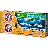 Arm & Hammer Advance White Extreme Whitening Toothpaste - 6 Oz- 2 pk