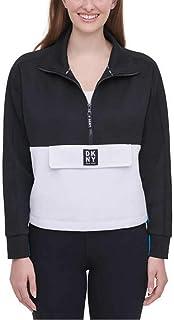 DKNY Ladies' 1/2 Zip Pullover