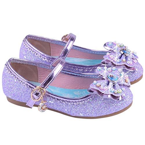 FStory&Winyee - Schuhe in Lila, Größe 27 EU