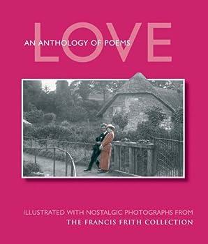 Paperback Anthology of Love Poems Book