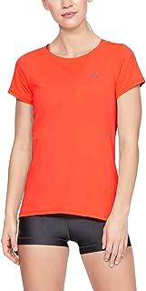 Under Armour Women's UA Hg Armour Ss T-Shirt