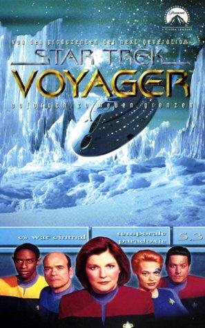Star Trek Voyager 5.3: Es war einmal/Temporale Paradoxie