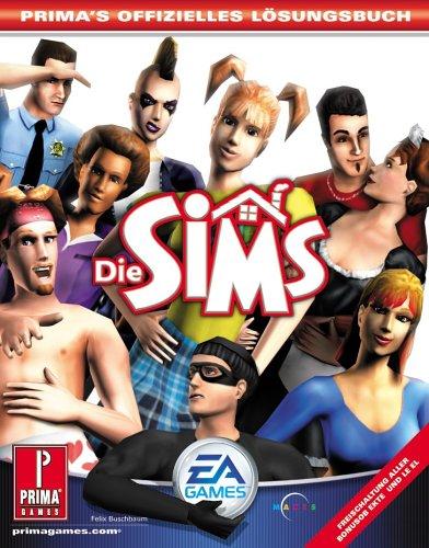 Die Sims (Lösungsbuch Playstation 2)