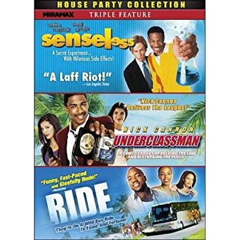 DVD House Party Collection Book