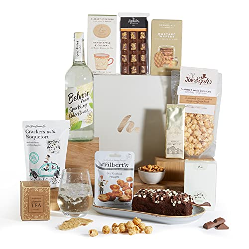 Alcohol Free Hamper Box - Gift Hamper and Hampers - Non Alcoholic Gift Box Hampers