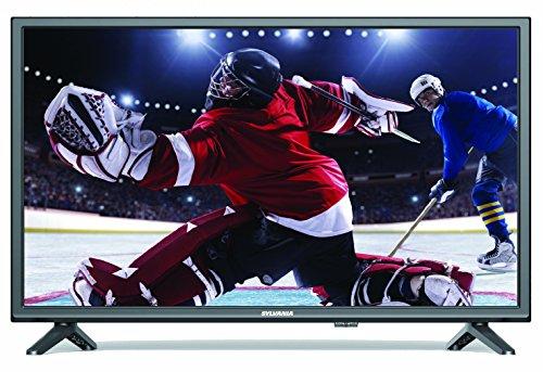 Télévision Sylvania 32 pouces Bordure Ultra-Mince LED HD - SLED3215A - 0