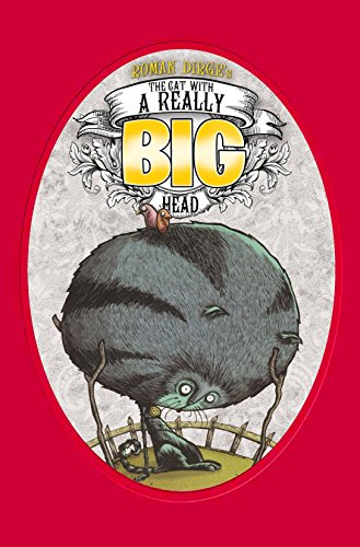 The Cat With A Really Big Head (English Edition)