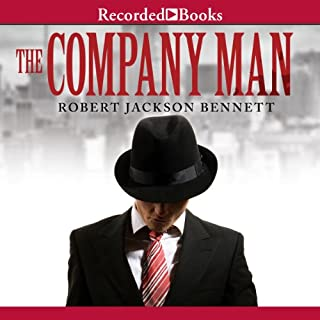 The Company Man cover art