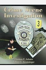 Crime Scene Investigation Paperback