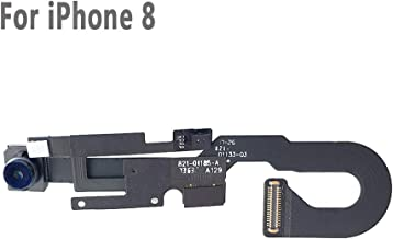 """UTechZH 7MP Facing Front Camera Flex Cable W/Proximity Sensor Light Microphone Replacement Part Compatible for iPhone 8 4.7"""" (All Carriers)"""