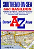 A-Z Street Atlas of Southend-on-Sea (A-Z Street Atlas Series)