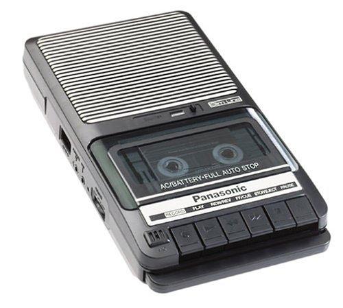 Panasonic RQ-2102 E 9 Kassettenrekorder