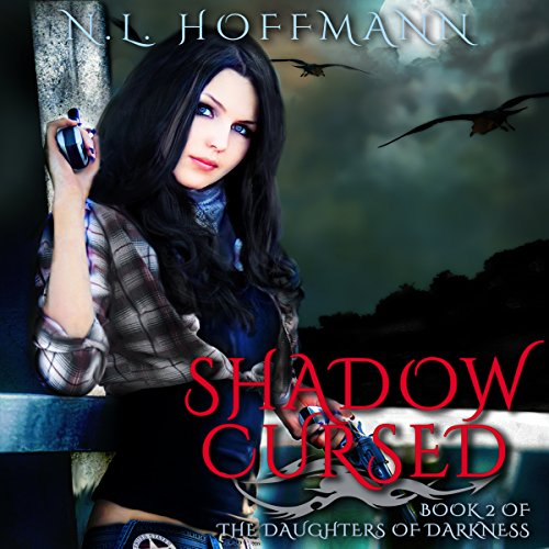 Shadow Cursed audiobook cover art