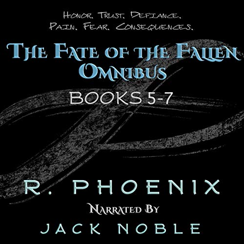The Fate of the Fallen Omnibus: Box Set of Books 5-7  By  cover art