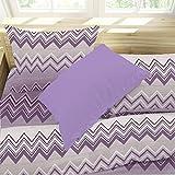 Juego de sábanas para cama de una plaza y media, diseño de rio,