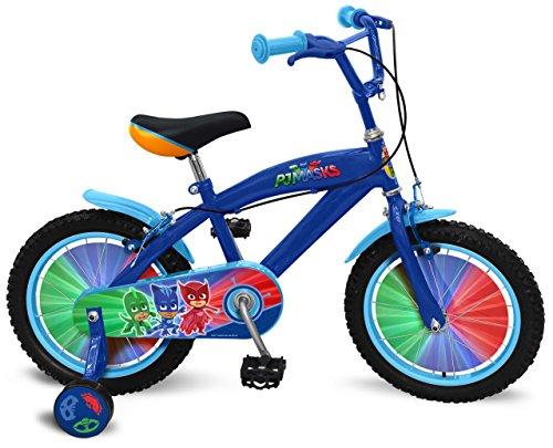 Stamp Bicicleta 16Pulgadas–PJ Masks–pyjamasques, p280027se