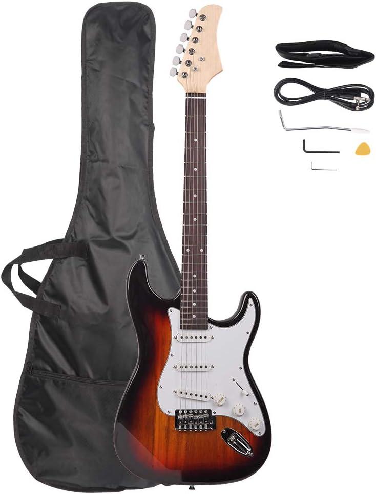 Challenge the lowest price of Japan ☆ 39 Inch Electric Guitar Save money Kit - Bundle Beginner Gu