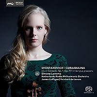 Schostakovich/Gubaidulina: Vio