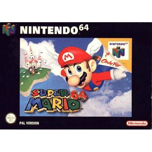Nintendo 64 Game: Amazon co uk