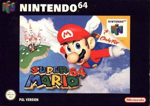 Super Mario 64 [Nintendo 64] [Producto Importado]