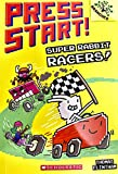 Super Rabbit Racers!: A Branches Book (Press Start! #3) (3)