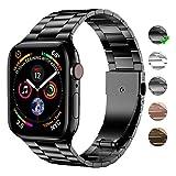 EPULY コンパチブル Apple Watch バンド アップグレードバージョン ステンレス アップルウォッチ ベルト Apple Watch 6/5/4/3/2/1、SEに対応