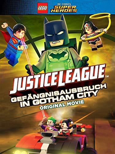 LEGO DC Super Heroes: Justice League: Gefängnisausbruch in Gotham City [dt./OV]