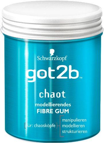 got2b Chaot Fibre Gum, 6er Pack (6 x 100 ml)
