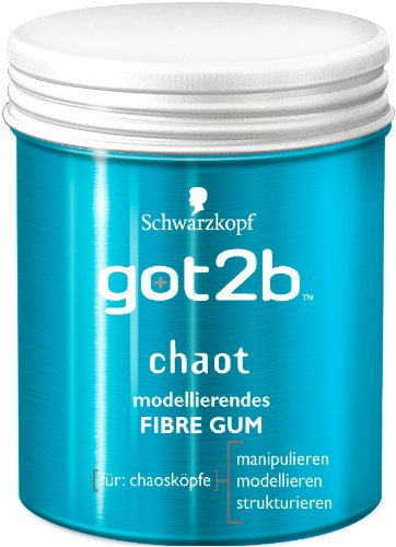 got2b Chaot Fibre Gum, 6er Pack (6 x 100 ml)