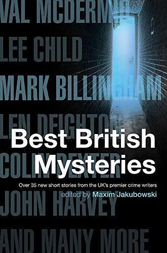 The Mammoth Book of Best British Mysteries (Mammoth Book of)