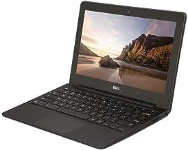 (Renewed) Dell Chromebook 11 CB1C13 11.6 inches Laptop Intel Celeron 2955U 1.40GHz 2GB 16GB SSD