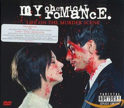 Life On The Murder Scene(Cd+2Dvd)