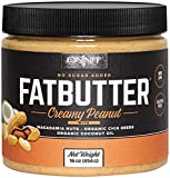 Onnit Fat Butter - KETO SNACKS FAVORITE - Low Carb Nut Butter Packed with Macadamia Nuts, Organic...