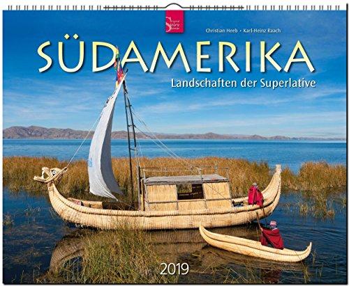 GF-Kalender SÜDAMERIKA - Landschaften der Superlative 2019