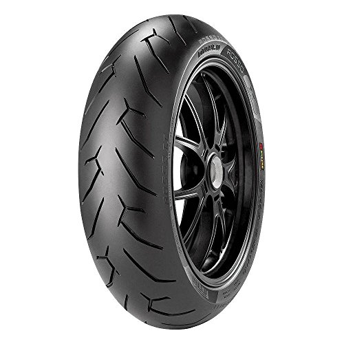 Pirelli Diablo Rosso II 150/60 R17 M/CTL 66H Tubeless Bike Tyre, Rear (Home Delivery)