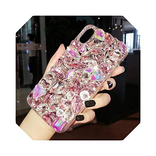 Luxury Fashion - Carcasa para Samsung Galaxy A10/20/30/40/50/70/80/90 S A21/31/41/51/71-3-For A51 M40S