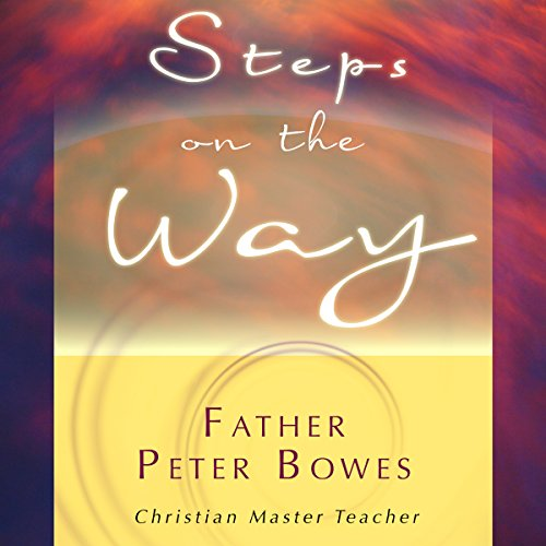 Steps on the Way audiobook cover art